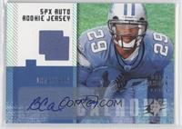 Autographed Rookie Jersey - Brian Calhoun #/1,650
