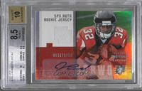 Autographed Rookie Jersey - Jerious Norwood [BGS8.5NM‑MT+] #/…