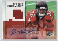 Autographed Rookie Jersey - Jerious Norwood #/1,650