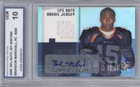 Brandon Marshall /1650 [ENCASED]