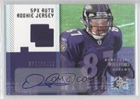 Autographed Rookie Jersey - Demetrius Williams #/1,650
