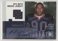 Autographed Rookie Jersey - Mario Williams #/1,650