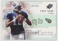 Vince Young #/650