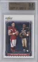 Reggie Bush, Matt Leinart [BGS 9.5 GEM MINT]