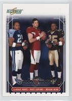 LenDale White, Matt Leinart, Reggie Bush