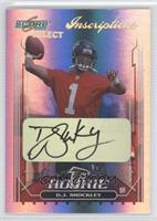 D.J. Shockley /100