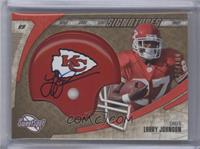 Larry Johnson #/100