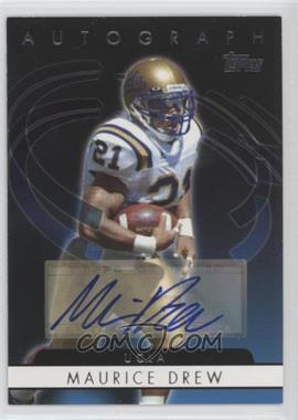 2006 Topps - Autographs #T-MD - Maurice Drew