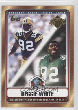 2006 Topps - Hall of Fame Class of 2006 #HOFT-RW - Reggie White