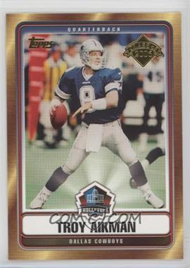 2006 Topps - Hall of Fame Class of 2006 #HOFT-TA - Troy Aikman