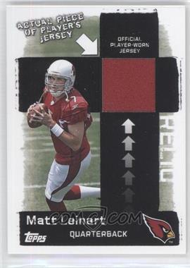 2006 Topps - Target Jerseys #1 - Matt Leinart