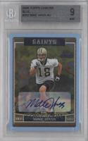 Mike Hass /50 [BGS 9 MINT]