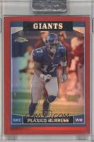 Plaxico Burress [Uncirculated] #/259