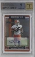 Jerome Harrison [BGS 9 MINT]