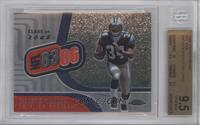 DeAngelo Williams [BGS 9.5 GEM MINT]