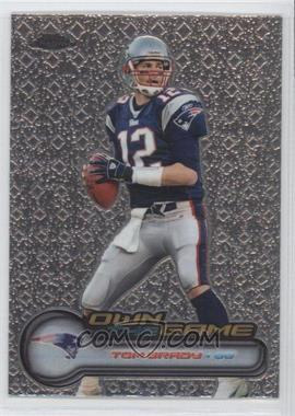 2006 Topps Chrome - Own the Game #OTG1 - Tom Brady