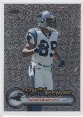2006 Topps Chrome - Own the Game #OTG5 - Steve Smith