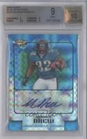 Maurice Jones-Drew [BGS 9 MINT] #/150