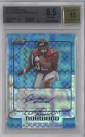 Jerious Norwood [BGS8.5NM‑MT+] #/150