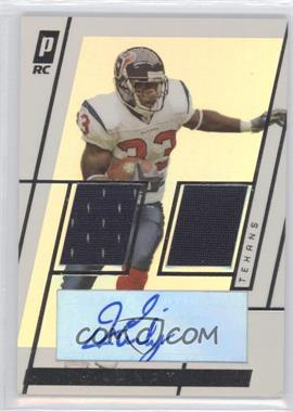 2006 Topps Paradigm - Rookie Dual Relic Autographs #TPDR-WL - Wali Lundy /249