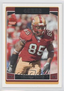 2006 Topps San Francisco 49ers - [Base] #SF11 - Vernon Davis