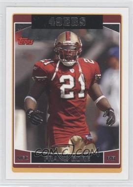2006 Topps San Francisco 49ers - [Base] #SFSF4 - Frank Gore
