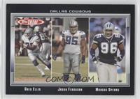 Greg Ellis, Jason Ferguson, Marcus R. Spears /50