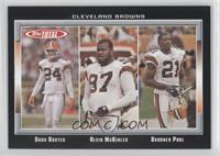 Gary Baxter, Alvin McKinley, Brodney Pool /50