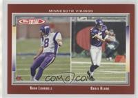 Ryan Longwell, Chris Kluwe