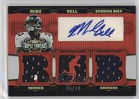 Mike Bell [Noted] #/18