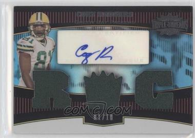 2006 Topps Triple Threads - [Base] - Sapphire #145 - Cory Rodgers /10