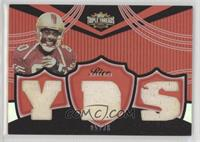 Jerry Rice [Noted] #/36