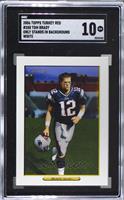 Tom Brady (no press box) [SGC10GEM]