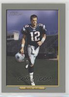Tom Brady (Both Feet Pictured)