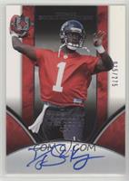 Ultimate Rookie Signatures - D.J. Shockley /275