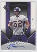 Ultimate Rookie Signatures - Chad Greenway #/275