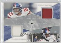 Jeremy Shockey, Plaxico Burress #/50