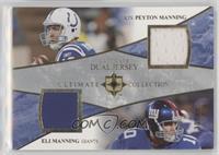Peyton Manning, Eli Manning #/99