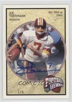 Joe Theismann /5