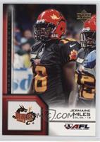Jermaine Miles /100