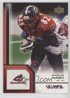 Marcus Nash /100