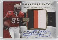 Rookie Signature Patch - Maurice Stovall #/99