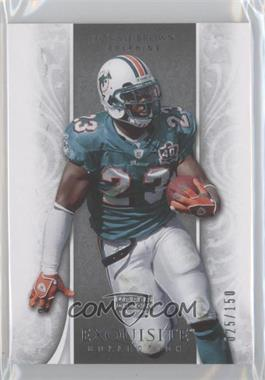 2006 Upper Deck Exquisite Collection - [Base] #33 - Ronnie Brown /150