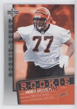 2006 Upper Deck Rookie Debut - [Base] #121 - Andrew Whitworth