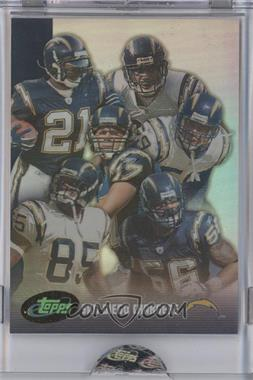 2006 eTopps - Team Cards #6 - San Diego Chargers Team /1000