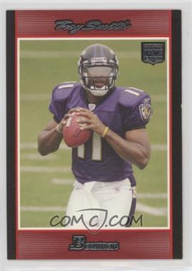 2007 Bowman - [Base] - Red #114 - Troy Smith /1