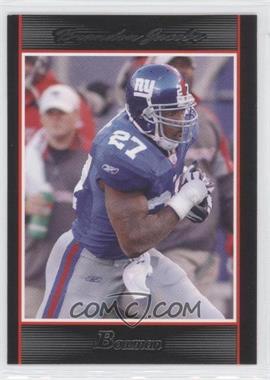 2007 Bowman - [Base] #45 - Brandon Jacobs