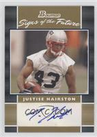 Justice Hairston /50
