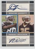 Dwayne Jarrett, Robert Meachem /50