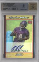Aundrae Allison /50 [BGS 9 MINT]